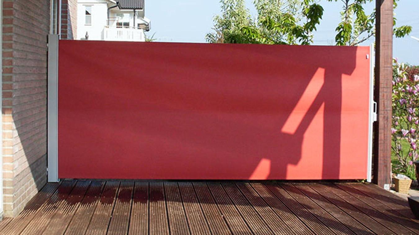 Balkon Sichtschutz Anbringen